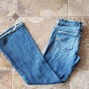 Tilt Huntington Flare Jeans Sz 3 Short
